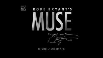 Showtime TV Spot, 'Kobe Bryant's Muse' - Thumbnail 10