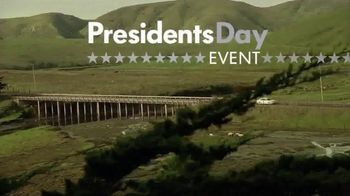 Volkswagen Presidents Day Event TV Spot, 'Get the Presidential Treatment' - 16 commercial airings