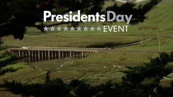 Volkswagen Presidents Day Event TV Spot, 'Get the Presidential Treatment' - Thumbnail 1