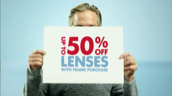 LensCrafters Trade In Event TV Spot, 'Old to New' - Thumbnail 6