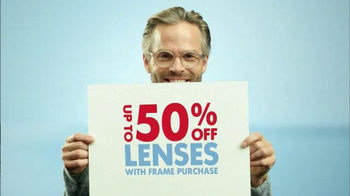 LensCrafters Trade In Event TV Spot, 'Old to New' - Thumbnail 7