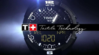 Tissot T-Touch Expert Solar TV Spot, 'Revolutionary'