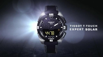 Tissot T-Touch Expert Solar TV Spot, 'Revolutionary' - Thumbnail 8