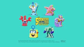 McDonald's Happy Meal TV Spot, 'SpongeBob the Movie: Sponge out of Water' - Thumbnail 10