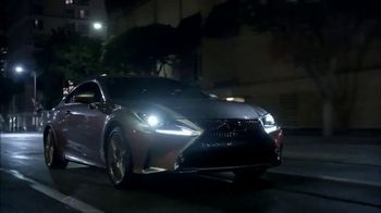 Lexus Command Performance Sales Event TV Spot, 'Track Tested'