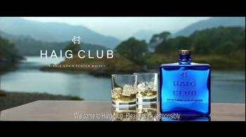 Haig Club TV Spot, 'Welcome' Featuring David Beckham - Thumbnail 9