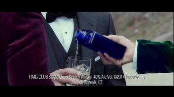 Haig Club TV Spot, 'Welcome' Featuring David Beckham - Thumbnail 7
