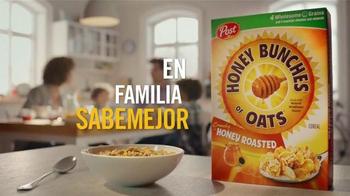 Honey Bunches of Oats TV Spot, 'Despegue' [Spanish] - Thumbnail 9