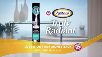 Arm and Hammer Spinbrush Truly Radiant TV Spot, 'Next Generation Radiance' - Thumbnail 9