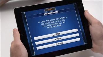 Sports Jeopardy! TV Spot - Thumbnail 3