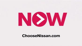 Nissan Holiday Bonus Cash TV Spot, 'More' - Thumbnail 10
