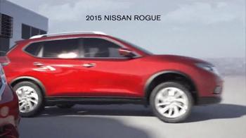 Nissan Holiday Bonus Cash TV Spot, 'More' - Thumbnail 4