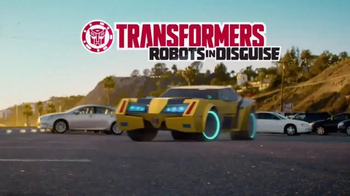 Transformers: Robots in Disguise TV Spot, 'Take on the Battle' - Thumbnail 1