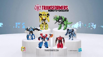 Transformers: Robots in Disguise TV Spot, 'Take on the Battle' - Thumbnail 6