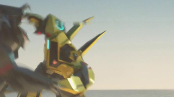 Transformers: Robots in Disguise TV Spot, 'Take on the Battle' - Thumbnail 4