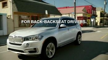2015 BMW X5 xDRIVE35i TV Spot, 'Sports Activity Sales Event: Heads Up' - Thumbnail 8
