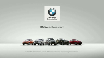 2015 BMW X5 xDRIVE35i TV Spot, 'Sports Activity Sales Event: Heads Up' - Thumbnail 9