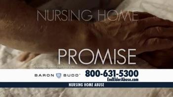 Baron & Budd, P.C. TV Spot, 'Nursing Home Abuse' - Thumbnail 1