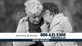 Baron & Budd, P.C. TV Spot, 'Nursing Home Abuse' - Thumbnail 4