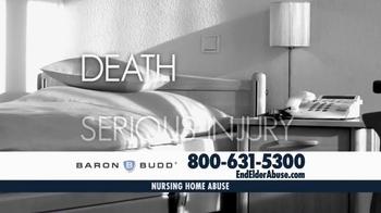 Baron & Budd, P.C. TV Spot, 'Nursing Home Abuse' - Thumbnail 7