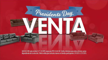 Rent-A-Center Venta de Presidents Day TV Spot, 'Como Quieras' [Spanish] - Thumbnail 8