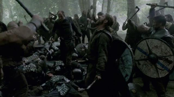 Vikings: The Complete Second Season Blu-Ray TV Spot - Thumbnail 5