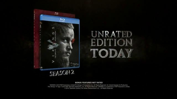 Vikings: The Complete Second Season Blu-Ray TV Spot - Thumbnail 9