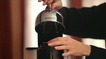 Nespresso VertuoLine TV Spot, 'Quality and Precision' - Thumbnail 4