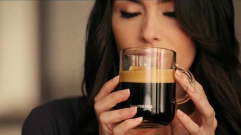 Nespresso VertuoLine TV Spot, 'Quality and Precision'