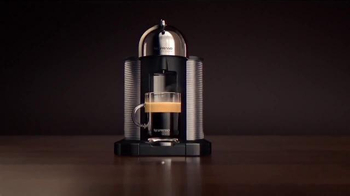 Nespresso VertuoLine TV Spot, 'Quality and Precision' - Thumbnail 7