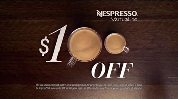 Nespresso VertuoLine TV Spot, 'Quality and Precision' - Thumbnail 8