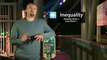 Houghton Mifflin Harcourt TV Spot, 'Why Math Matters: Roller Coasters!'