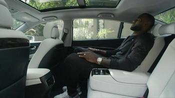 2015 Kia K900 TV Spot, 'Special Place' Featuring LeBron James - Thumbnail 6