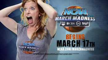 NCAA March Madness TV Spot, 'Most Anticipated Event in College Sports' - Thumbnail 8