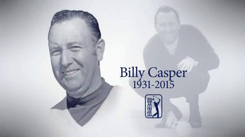 PGA Tour TV Spot, \'Remembering Billy Casper\'