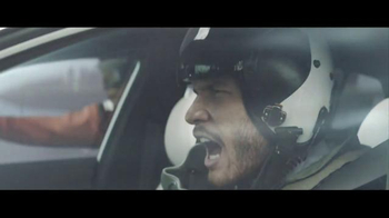 2015 Kia Optima TV Spot, 'Fighter Pilot' Featuring Blake Griffin
