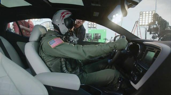 2015 Kia Optima TV Spot, 'Fighter Pilot' Featuring Blake Griffin - Thumbnail 5