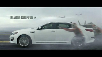 2015 Kia Optima TV Spot, 'Fighter Pilot' Featuring Blake Griffin - Thumbnail 7