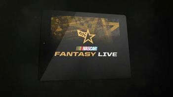NASCAR Fantasy Live TV Spot, 'Press Conference' - Thumbnail 6