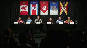 NASCAR Fantasy Live TV Spot, 'Press Conference' - Thumbnail 3