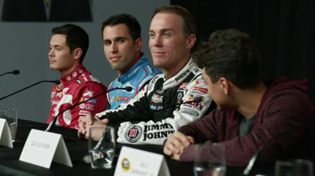 NASCAR Fantasy Live TV Spot, 'Press Conference' - Thumbnail 5