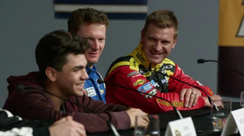 NASCAR Fantasy Live TV Spot, 'Press Conference' - Thumbnail 7