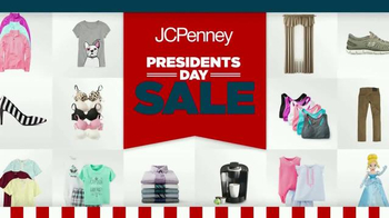 JCPenney Presidents Day Sale February 2015 TV Spot, 'Levi's Jeans and More' - Thumbnail 8