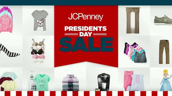JCPenney Presidents Day Sale February 2015 TV Spot, 'Levi's Jeans and More' - Thumbnail 1