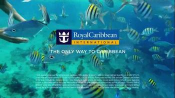 Royal Caribbean Cruise Lines BOGO Wild TV Spot, 'Best Cruise Line' - Thumbnail 9