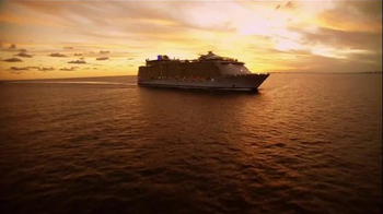 Royal Caribbean Cruise Lines BOGO Wild TV Spot, 'Best Cruise Line' - Thumbnail 4