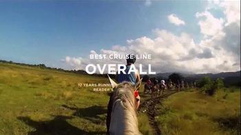 Royal Caribbean Cruise Lines BOGO Wild TV Spot, 'Best Cruise Line' - Thumbnail 5