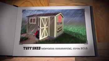 Tuff Shed 2-Day Sale TV Spot, 'Save Big' - Thumbnail 4