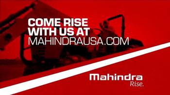 Mahindra TV Spot, 'Assembled in the USA' - Thumbnail 8