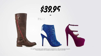 JustFab.com Sitewide Sale TV Spot, 'Not Sorry' - Thumbnail 7